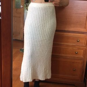 Trois the label knit skirt